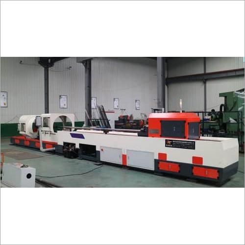 CNC Deep Hole Horizontal Honing Machine