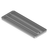 60cm X 22cm Surface Mount Drip Tray - Without Drain