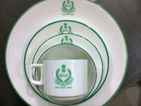 Army Logo Crockery