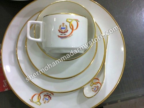 Army Crockery