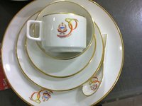 Military Logo Crockery