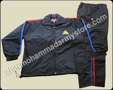 Military Tracksuit