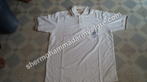 Army Collar T Shirt