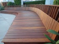 IPE Deck Wood