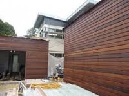 IPE Wood Cladding