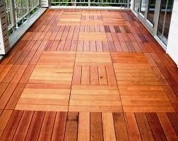 IPE Wood Panel