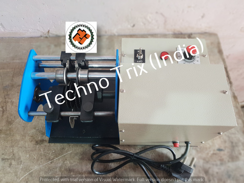 Automatic Big Resistor Cutting Bending Machine
