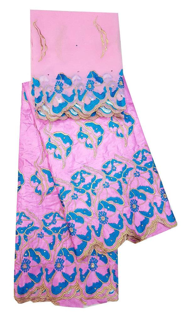 Ethnic Bazin Embroidery
