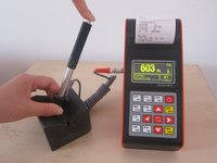 Ultrasonic Portable Hardness Tester, Digital Portable Hardness Tester for Aluminum
