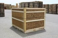 Wooden Pallet For Large Granite Slab