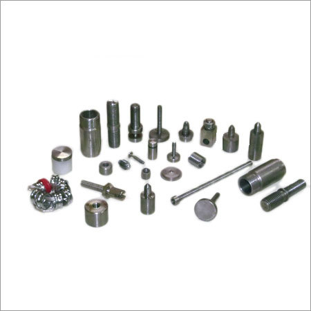 Stainless Steel Turning Components