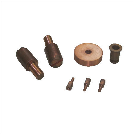 Precision Copper Turning Components