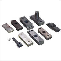 Precision Aluminium Current Plug Components