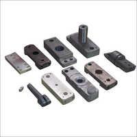 Precision Aluminium Current Plug Components