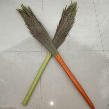 Plastic Grass Broom