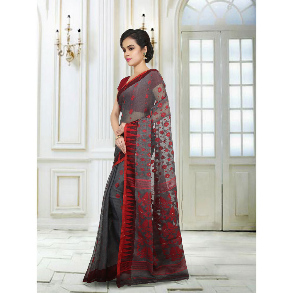 422644a7d Embroidered Sarees In Kolkata, Embroidered Sarees Dealers & Traders ...