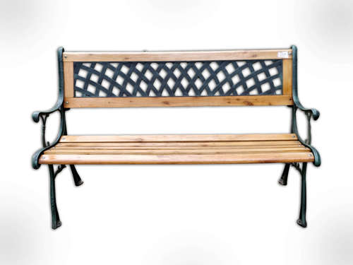 Wooden Bench (3 Seater )