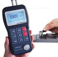 Digital Ultrasonic Gold Bar Tester Machine, Digital Ultrasonic Thickness Gauge