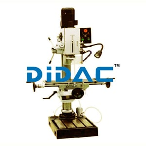 Drilling And Milling Machine Auto Feed
