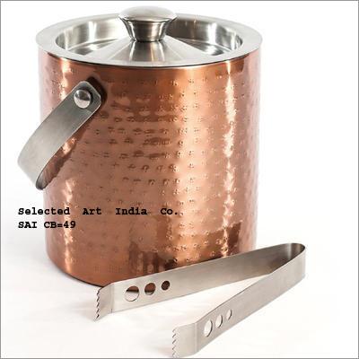 Copper Ice Bucket SAI