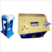 Digital Compression Concrete Cube Testing Machine