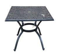 Aluminium Garden Table