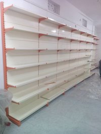 Departmental Store Shelves