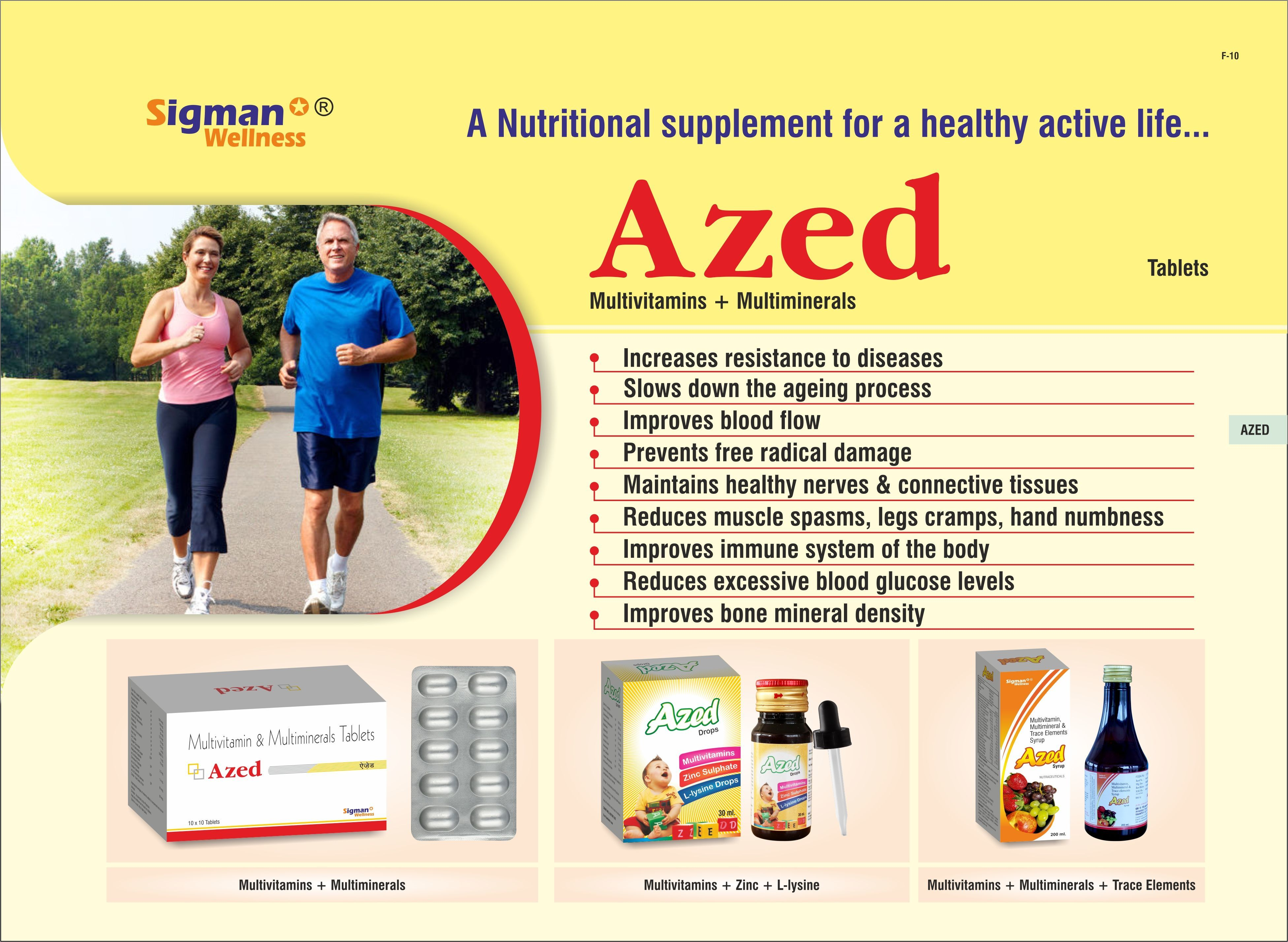 Nutritional Formulations