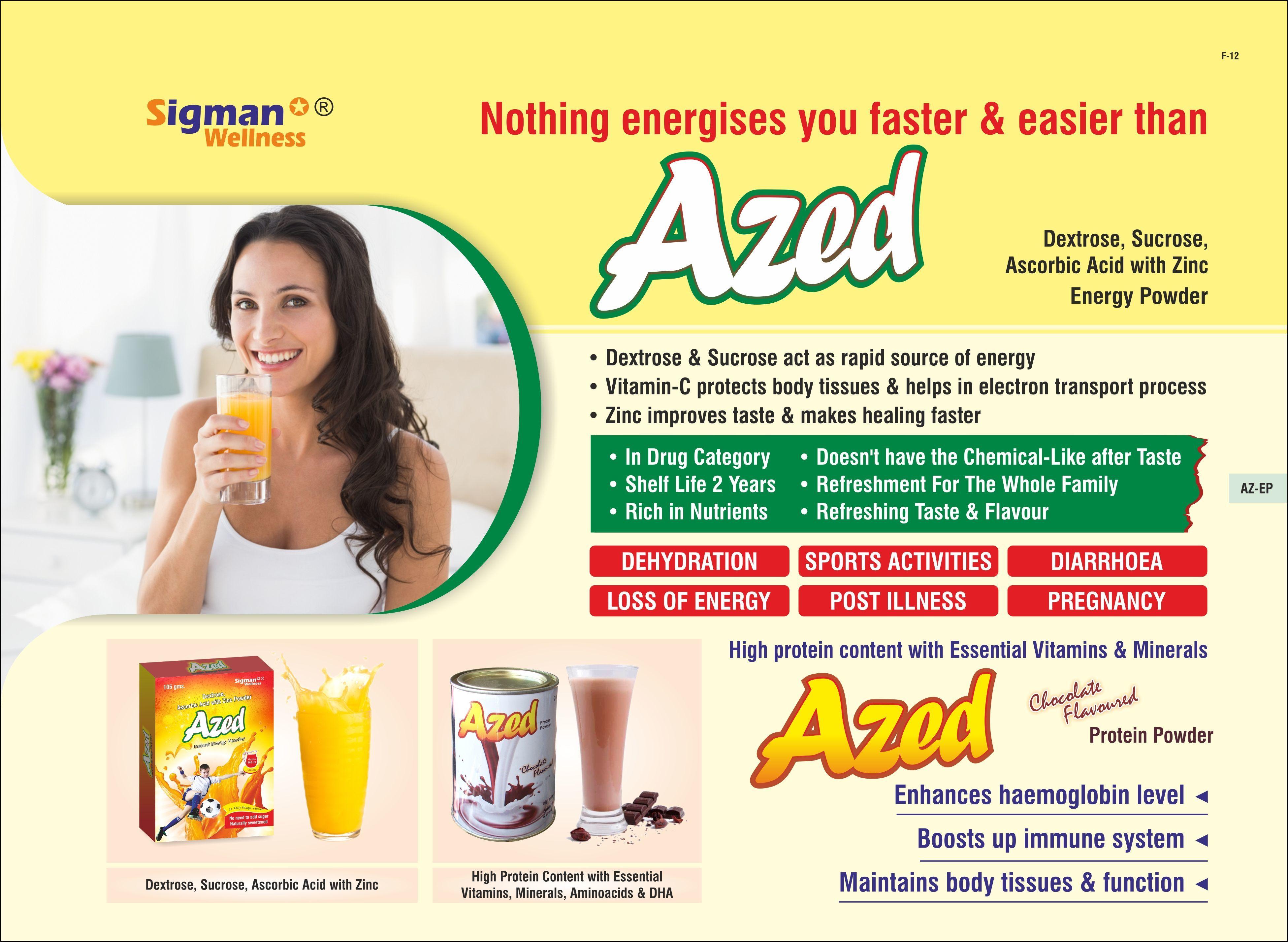 Nutritional Formulations