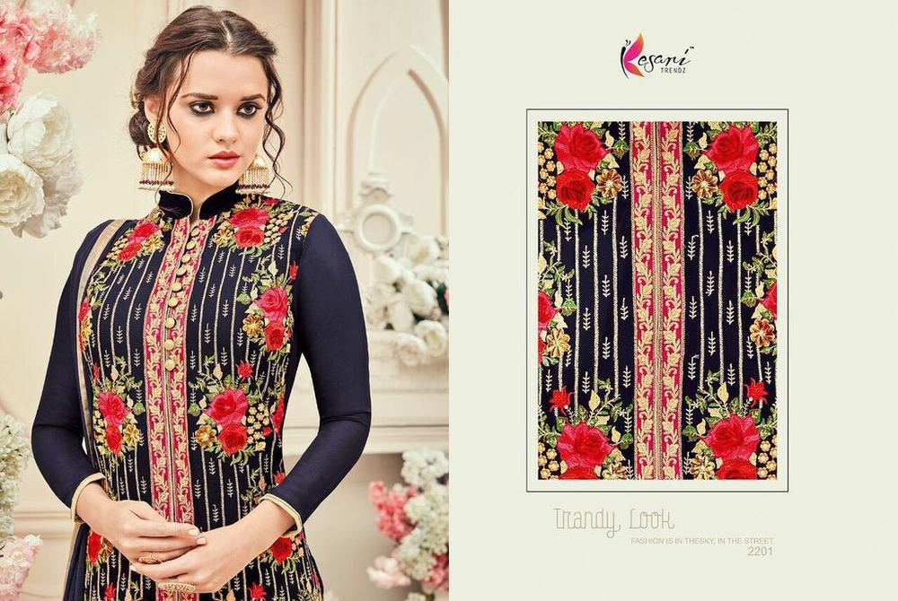 c062b6a79 Designer churidar salwar suits online shopping - H K FASHION