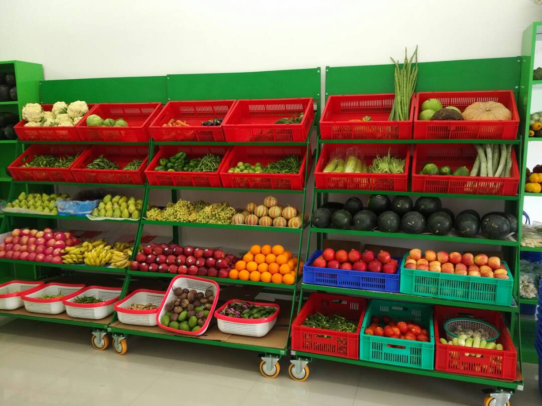 Fruit & Vegetable Stand