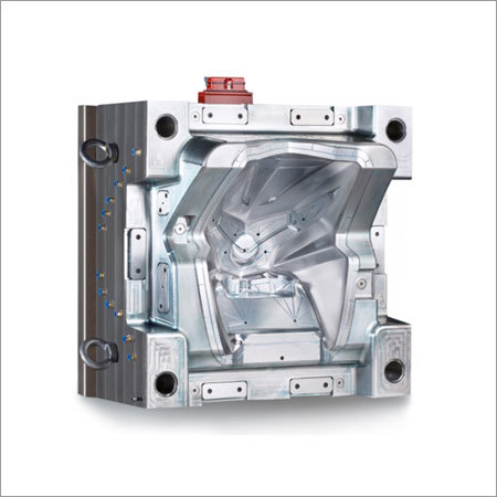 Motorcycle Front Cover Mould