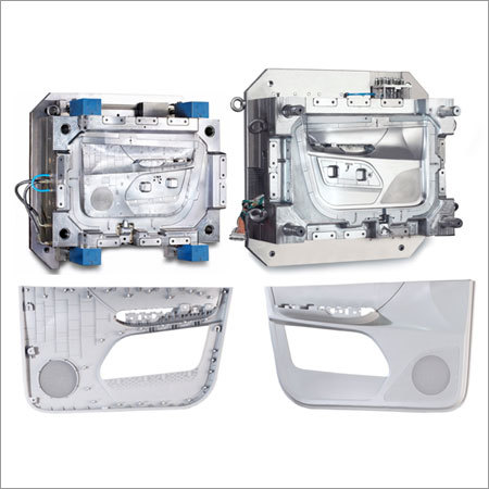 Speaker Grill Door Mould