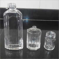 Glass Cosmetic Bottles