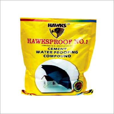 Cement Waterproofing Compound
