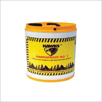 Hawksproof No 1 Waterproofing Chemical