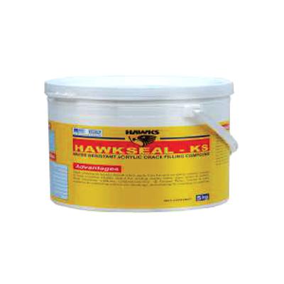 Hawkseal KS Acrylic Crack Filler
