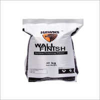 Wall Finish White Cement