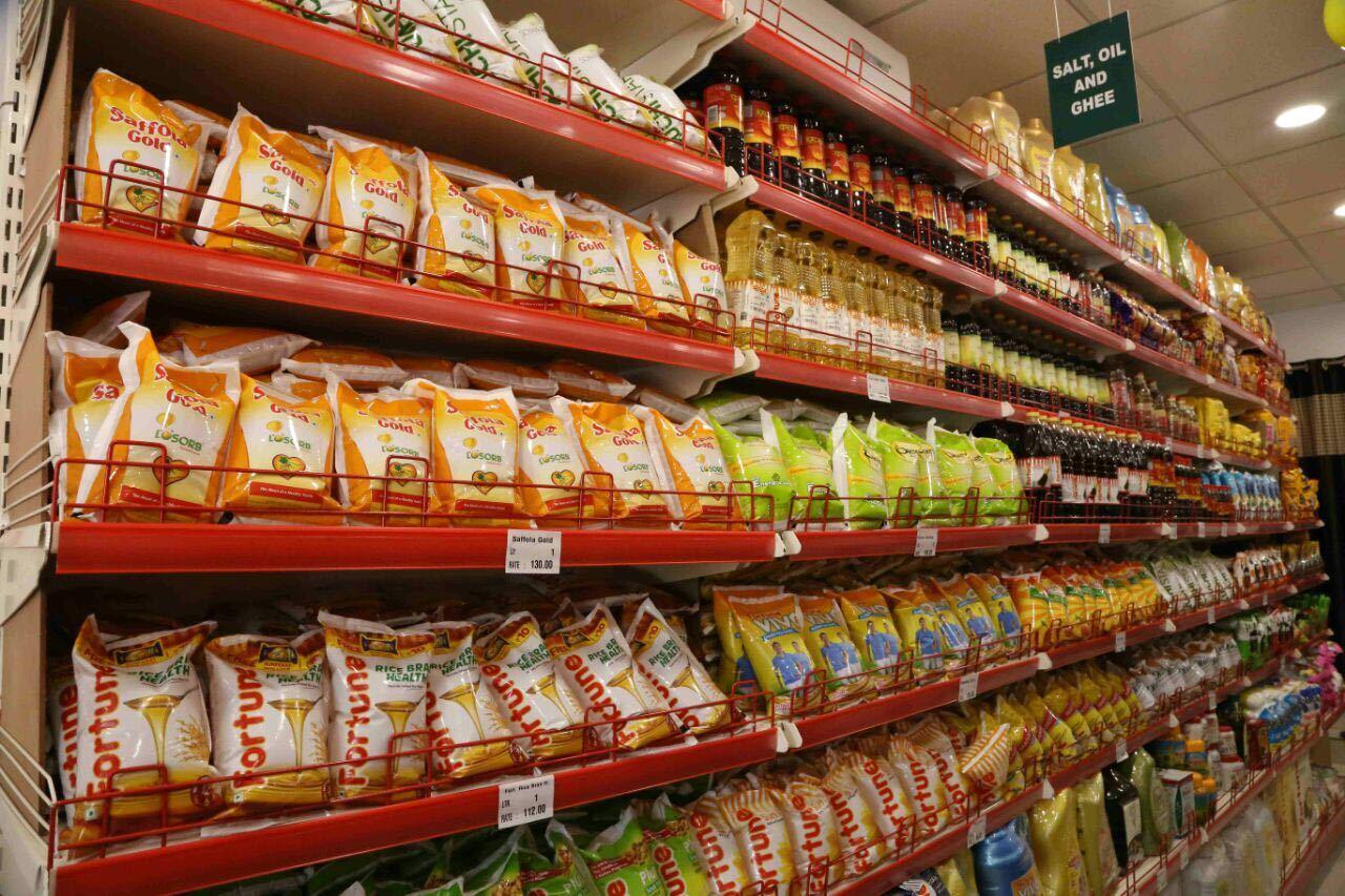 Supermarket Rack manufacture