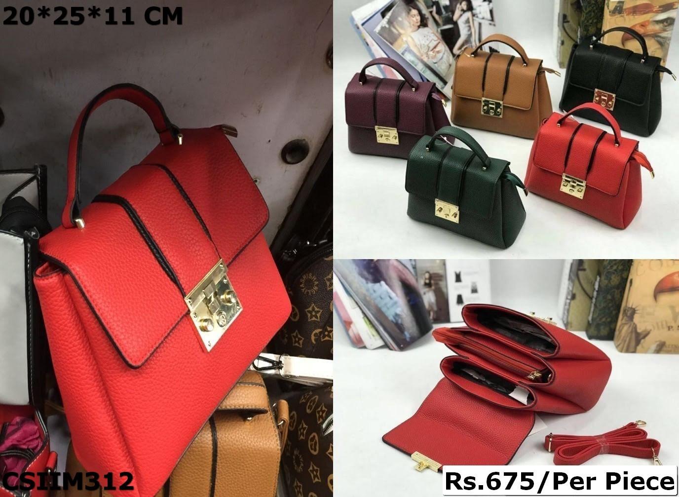 Beautiful Pu Handbag