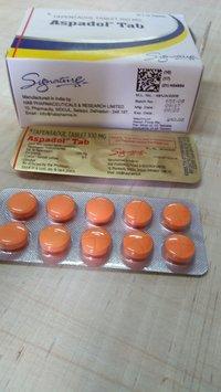 Tapentadol Tablet 100 Mg