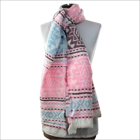 Ladies Wool Scarf