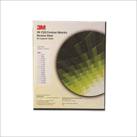 Premium Wetordry Abrasive Sheets