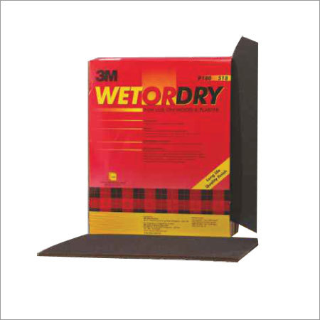 Wotordry Abrasive Sheets