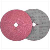 Cubitron Fiber Disc