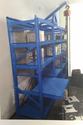 Warehouse Storage Racks