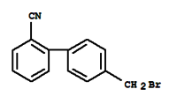 2-CYANO-4-BROMOMETHYL BIPHENYL