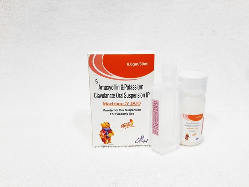 Amoxycillin & potassium Clavlanate Oral Suspension IP