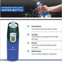 Hydracoach Intelligence Water Bottle