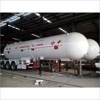 Liquid Propylene Transport Tanker